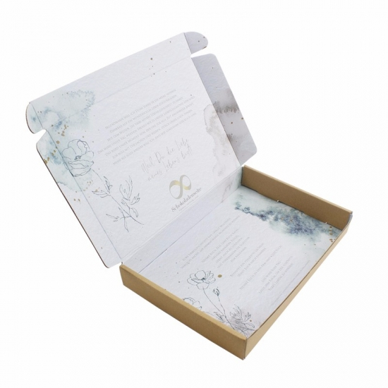 paper craft gift mailer box