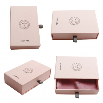 sliding gift box packaging