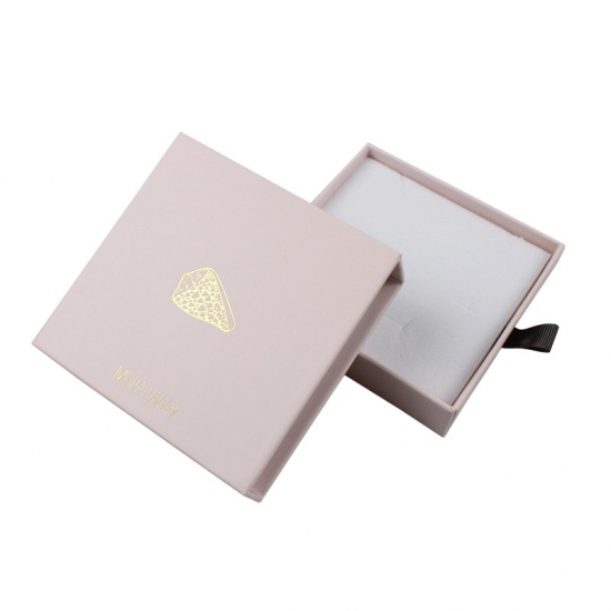 standard paper box for jewelries