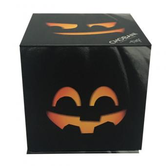 Small Flat Pack Boxes for Halloween pumpkin lantern
