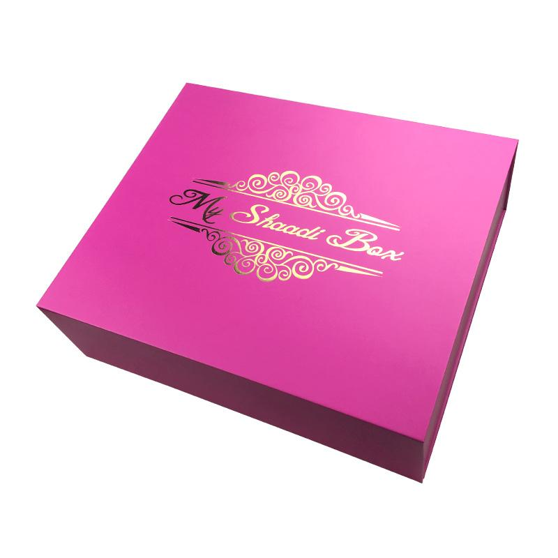 Wedding Folding Box