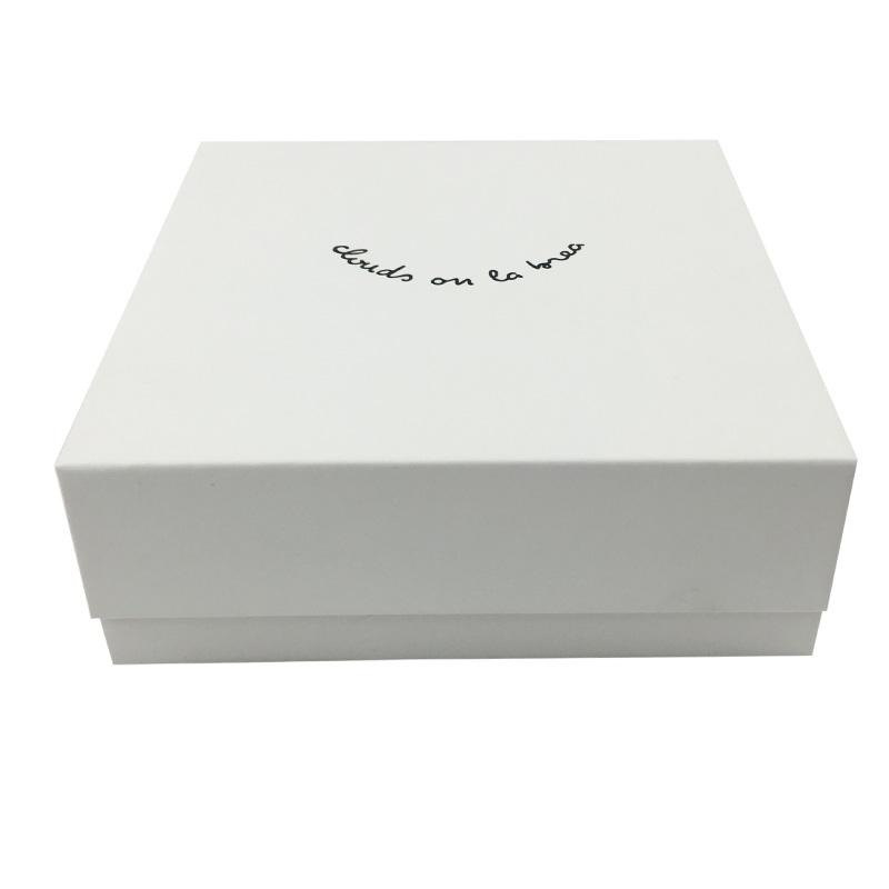 Foldable Boxes With Lids