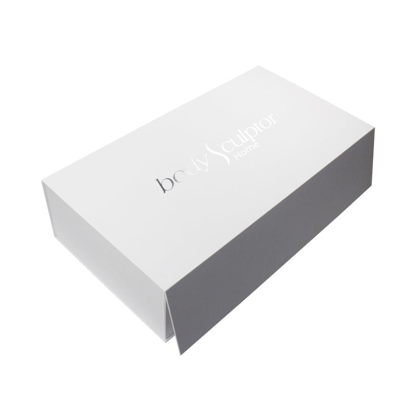 White Magnetic Gift Box