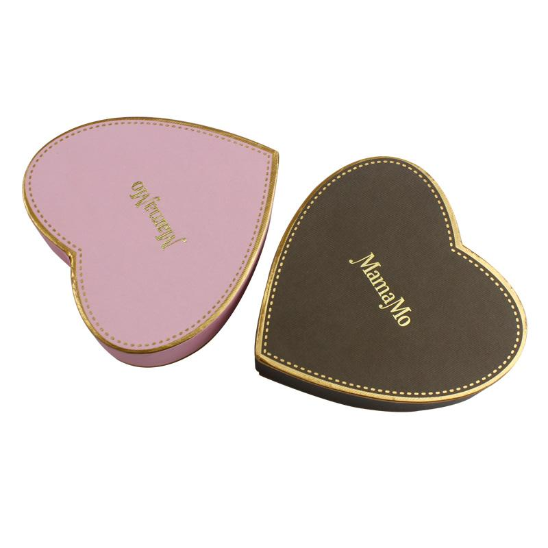 Unique Heart Shaped Chocolate Box With Lid