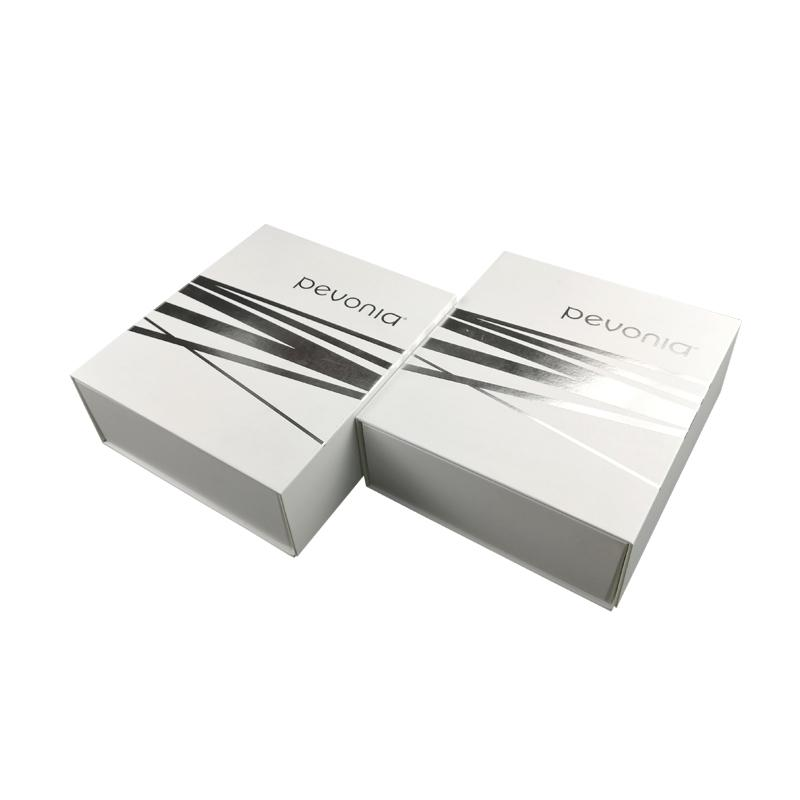White Magnetic Folding Boxes Supplies